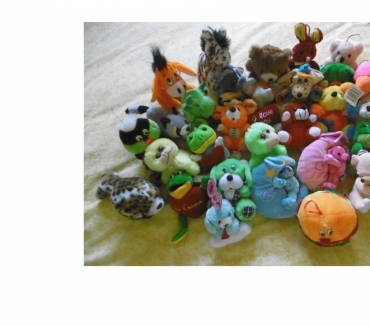 Photos Vivastreet lot de 29 peluches miniatures neuves