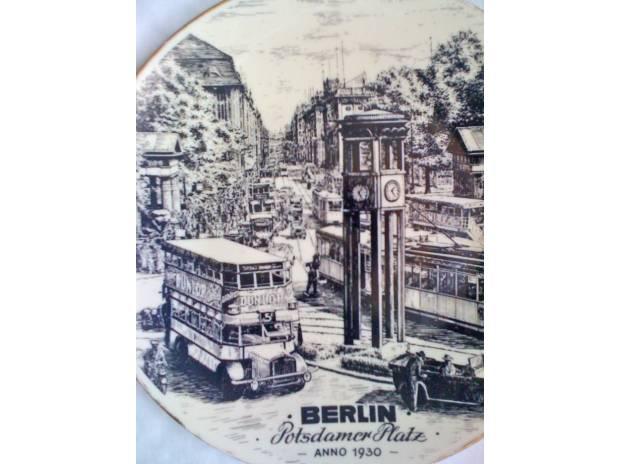 Collection Nord Dunkerque - Photos Vivastreet Assiette Berlin Allemagne 1930