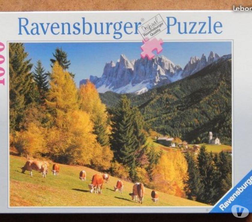 Photos Vivastreet 2 puzzles de 1000 piéces