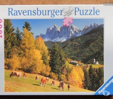 Photos Vivastreet 1 puzzles de 1000 piéces