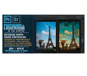 Photos Vivastreet Photoshop et Lightroom à la carte - Atelier LRPS