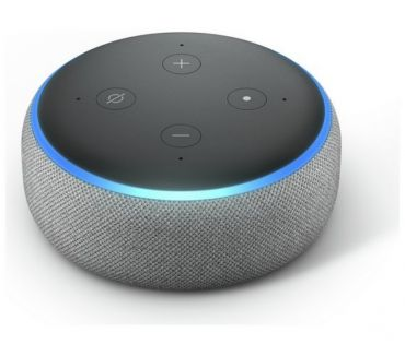 Photos Vivastreet Assitant vocal Amazon Dot Echo