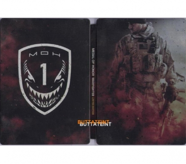 Photos Vivastreet STEELBOOK XBOX 360 SEUL - MEDAL OF HONOR WARFIGHTER