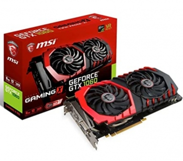 Photos Vivastreet Carte graphique - NVIDIA GeForce GTX 1060 GAMING X 6G