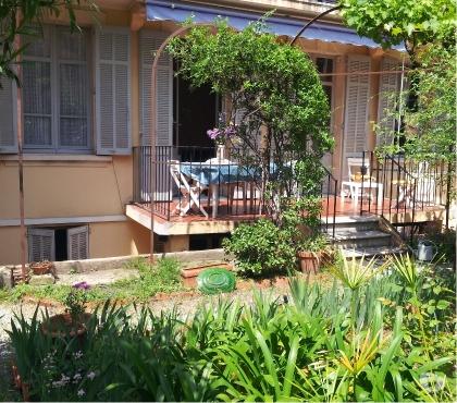 Photos Vivastreet Appt 60m² + jardin+parking centre de Cannes 800m des plages