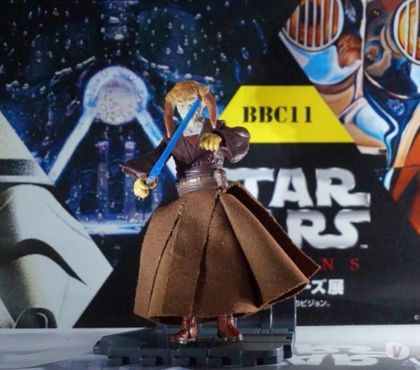 Photos Vivastreet figurine star wars jedi saesee tiin