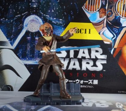 Photos Vivastreet figurine star wars plo koon jedi