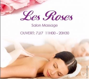 Photos Vivastreet Salon de massage Les Roses