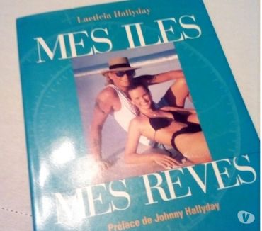 Photos Vivastreet Livre Johnny Hallyday
