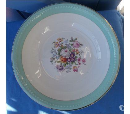 Photos Vivastreet Plat creux semi porcelaine CERANORD Diamètre 23 cm
