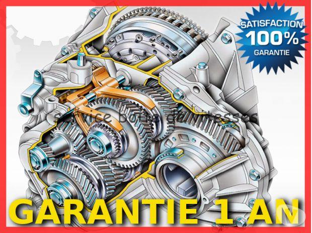 Photos Vivastreet Boite de vitesses Renault Koleos 2.5 16v 4WD BV6