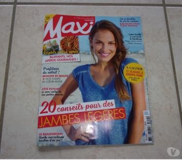 Photos Vivastreet Magazine Maxi Mag N° 1754 (Neuf)