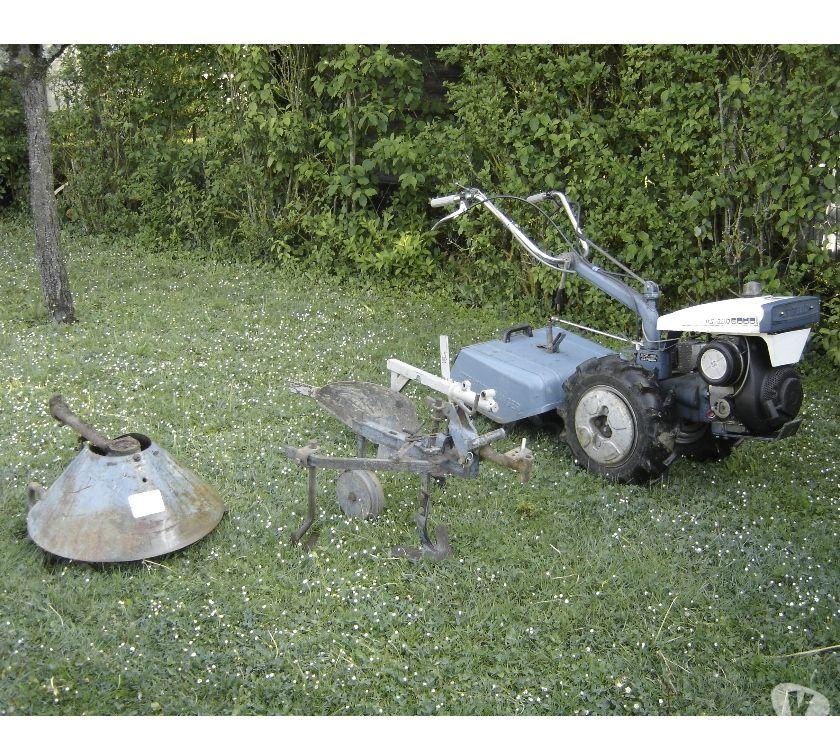 Photos Vivastreet motoculteur staub 6500 nu ou avec outils