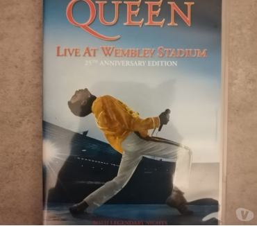 Photos Vivastreet Queens Live At Wembley Stadium édition 25ème anniversaire