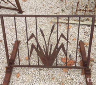 Photos Vivastreet Grille décorative fer forgé