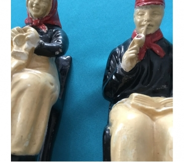 Photos Vivastreet 2 statuettes (couple) rares
