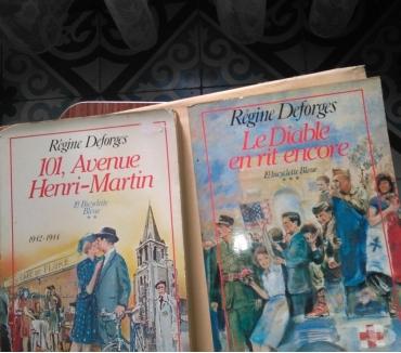 Photos Vivastreet Lot de 2 romans de 396 pages chacun