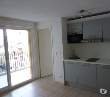 Photos Vivastreet T2 28 m² - BALCON 8 m² - PARKING - RIQUIER