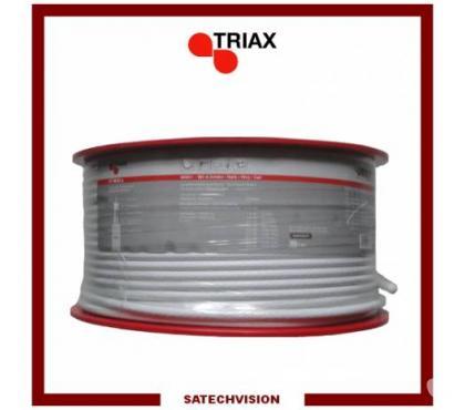 Photos Vivastreet Câble Coaxial 17 VAtCa Triax Longueur 100 m