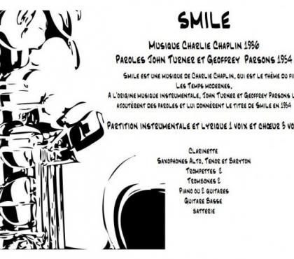 Photos Vivastreet Partition instrumentale et lyrique SMILE 1936