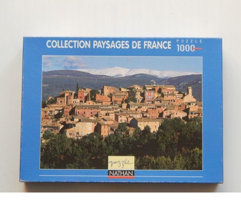Photos Vivastreet 3 puzzles de 1000 pièces