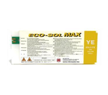 Photos Vivastreet Cartouche Compatible ROLAND ECO-SOL MAX YELLOW