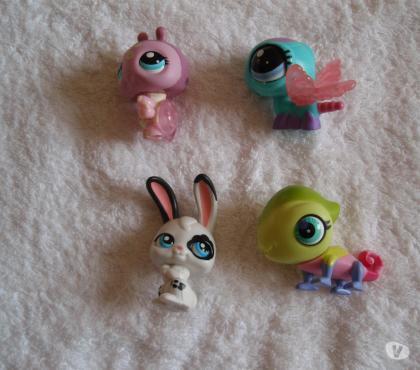 Photos Vivastreet Figurines LittlePetShop lumineuses ou animées