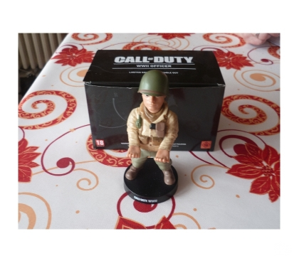 Photos Vivastreet Figurine Call of Duty playstation jeu vidéo soldat manette