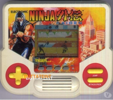 Photos Vivastreet JEU ELECTRONIQUE LCD TIGER SEUL - NINJA GAIDEN
