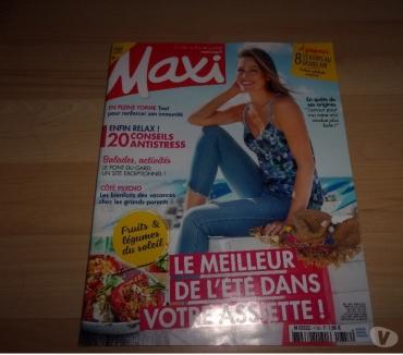 Photos Vivastreet Magazine Maxi Mag N° 1756 (Neuf)