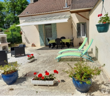 Photos Vivastreet Gîte la maison du canal à Chagny en Bourgogne du Sud
