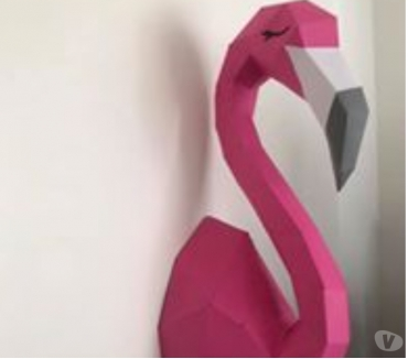 Photos Vivastreet Sculpture flamingo