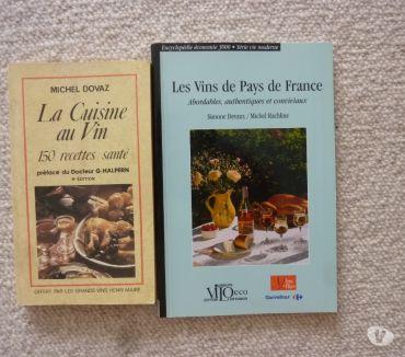 Photos Vivastreet Livres sur le vin