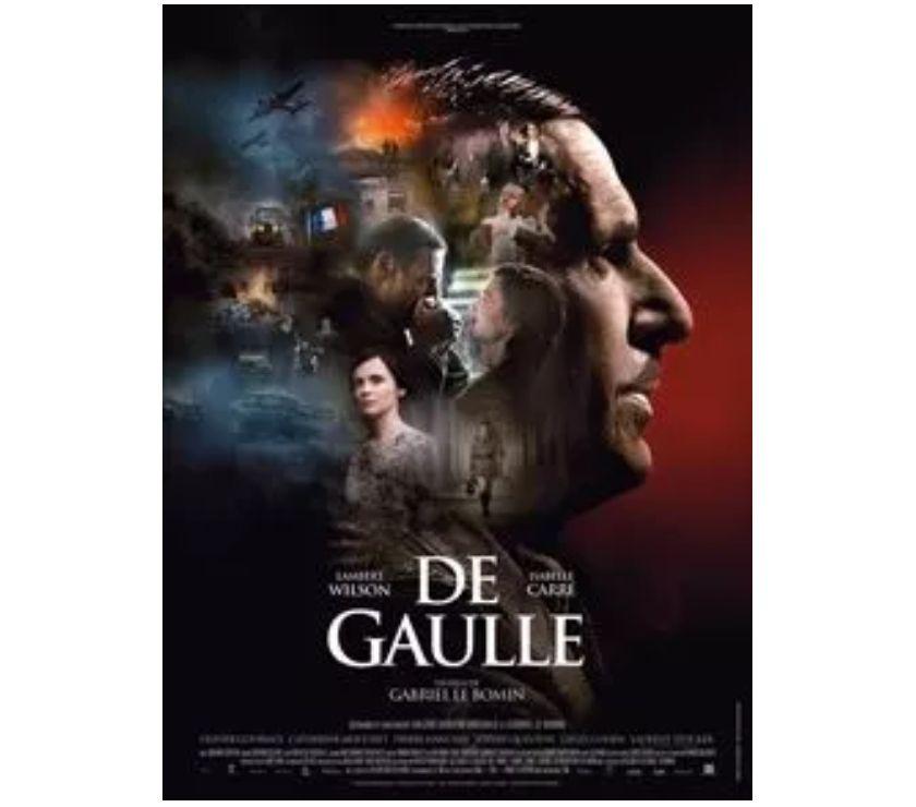"""Spectacles Ardèche Ardoix - 07290 - Photos Vivastreet 4 places pour le film """"De Gaulle"""""""