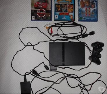 Photos Vivastreet Console Sony PlayStation 2 et jeux