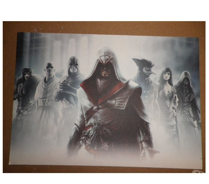 Collection Yvelines Bois d'Arcy - 78390 - Photos Vivastreet Esquisse Assassin's Creed BrotherHood