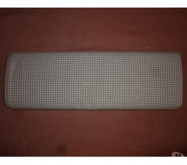 Photos Vivastreet Tissu beige et vert à carreaux 15 m - l150