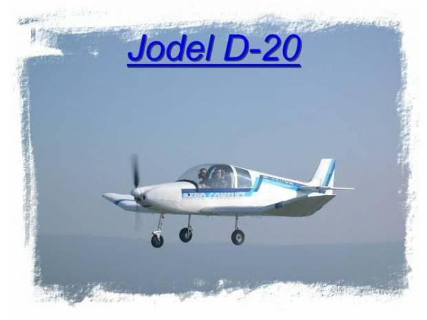 Photos Vivastreet Jodel D-20 accidenté au sol