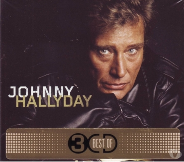 Photos Vivastreet JOHNNY HALLYDAY, COFFRET 3 CD, BEST OF