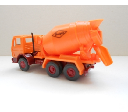 Photos Vivastreet HO 187 WIKING MERCEDES TOUPIE BETON ORANGE