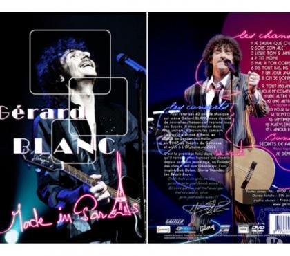 Photos Vivastreet Propose dvd concert du regretté GERARD BLANC