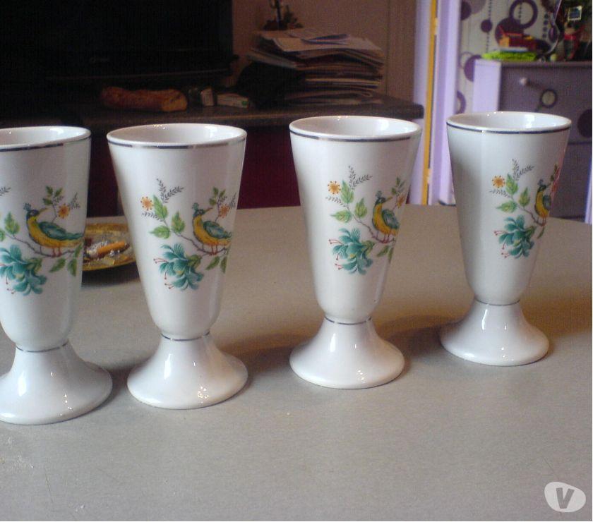 Tasse Mazagran Porcelaine De Limoges La Pouge 23250 Meubles Pas Cher D Occasion Vivastreet