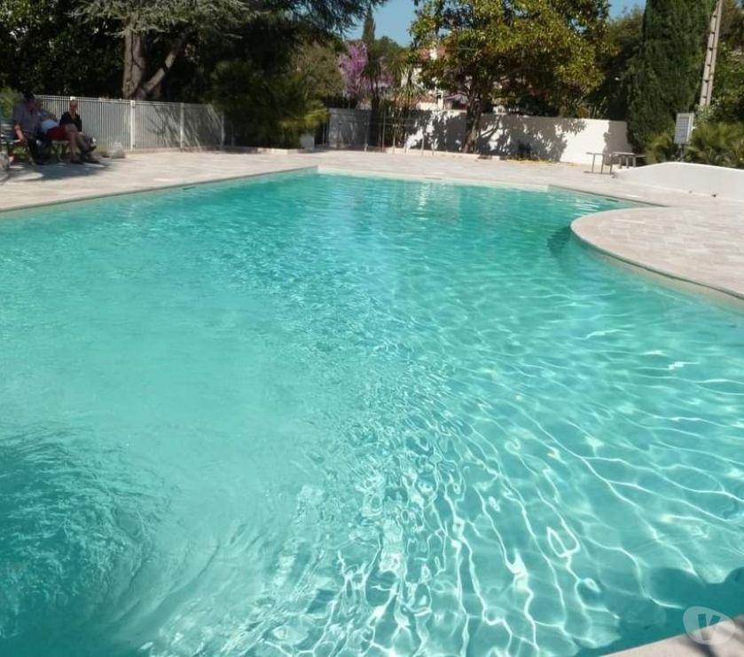 location saisonniere Var Ste Maxime - 83120 - Photos Vivastreet Ste Maxime (C.d'Azur) appart. 4p. + park + piscines apd 350E