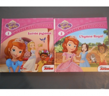Photos Vivastreet Livre disney princesse sofia