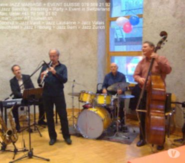 Photos Vivastreet Orchestre JAZZ GENEVE cocktail mariage soirée entreprise 079