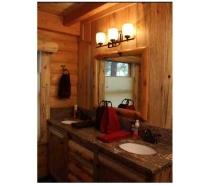 Photos Vivastreet Coquette maison en Bois 100% rondin RT2012 (Rose 25)