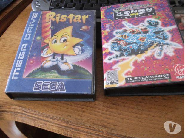 Photos Vivastreet jeux mega drive