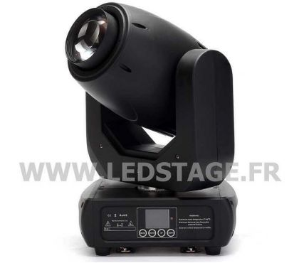 Photos Vivastreet Lyre led spot 150w - projecteur robotisé led