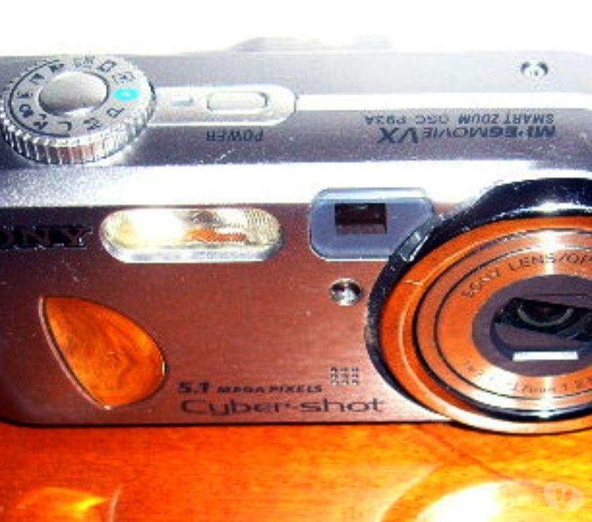 Photos Vivastreet Appareil photo num. Sony DSC-P93A a reparer
