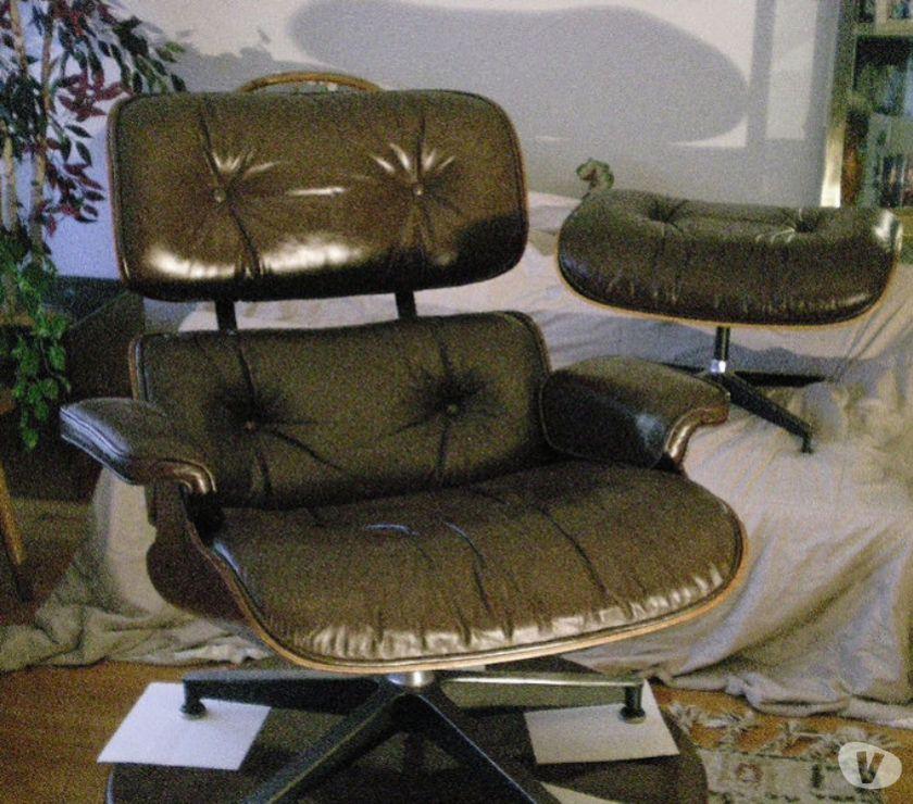 Photos Vivastreet Herman Miller Eames lounge chair and ottoman